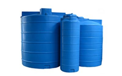 Verticale watertanks